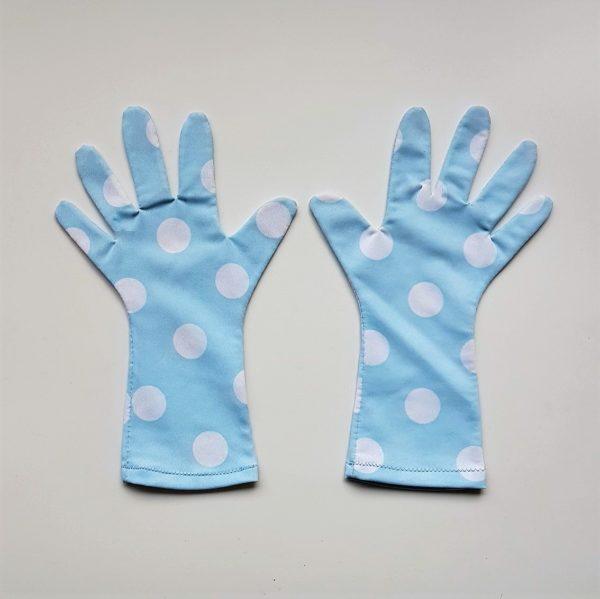 UV-werende baby/kinderhandschoenen