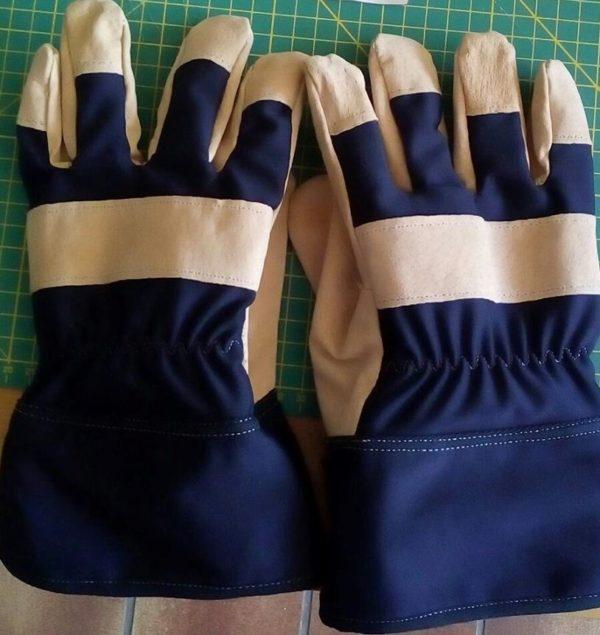 UV werende werkhandschoenen op maat