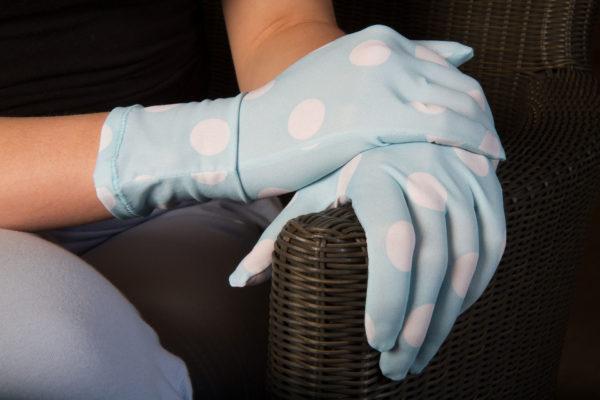 UV handschoenen met vingers