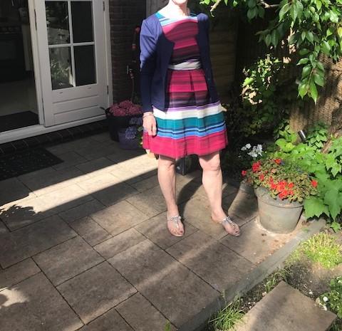 UV-werend damesjasje op maat