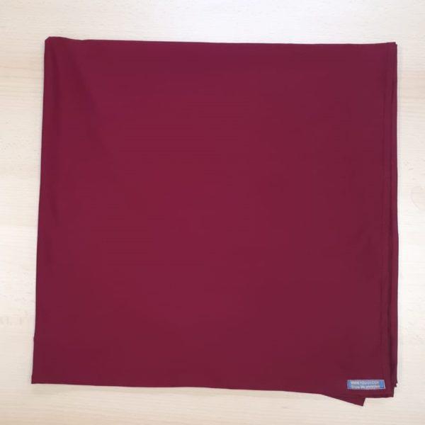UV-werende sjaal Maroon