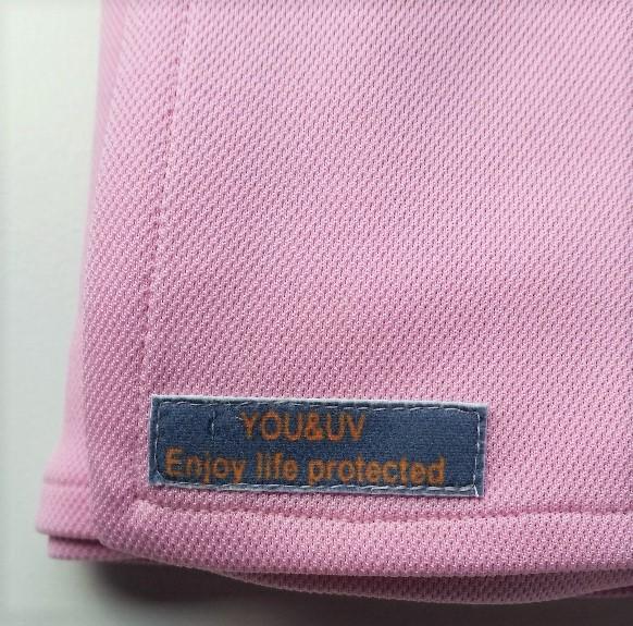 UV-werende omslagdoek LQ roze