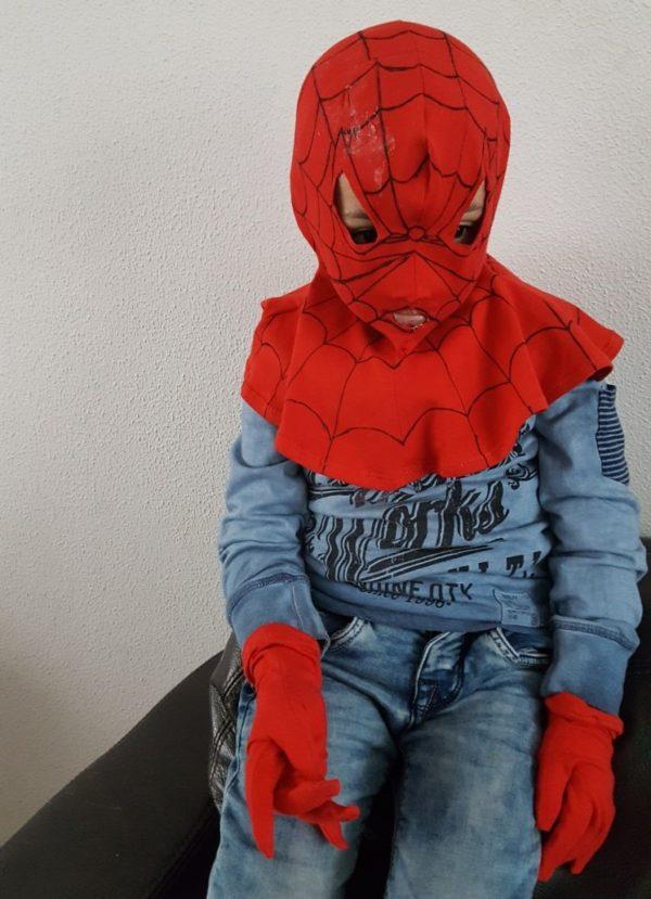 UV spiderman pak kind