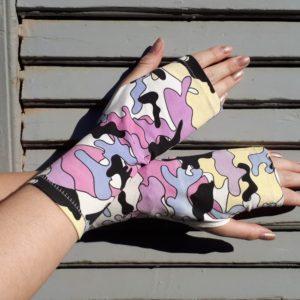 UV- verkleurende handschoenen, pakjes en accessoires
