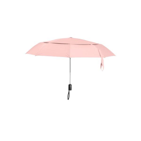 Roze UV paraplu